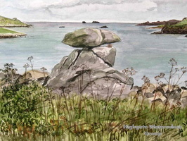 Balancing Rock, Scilly Isles